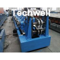 Quality Quick Interchangeable CZ Purlin Cold Roll Forming Machine for 1.0 - 3.0 mm Thickness Steel Coil for sale