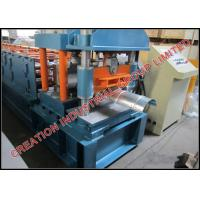 Quality Steel & Aluminium Roofing Ridge Cap Sheets Rollforming Machine for sale