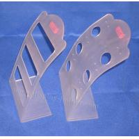 Quality Acrylic Jewelry & Cosmetic Display in Camber Shape for sale
