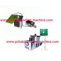 Quality 10L / Min PCB Depaneling Equipment PCB V Cut Machine Separator Type Punch Blade for sale