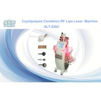 Quality RF Cryolipolysis Laser Slimming Machine  for sale