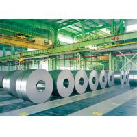 China AISI ASTM Grain Oriented Silicon Steel / Cold Rolled Electrical Steel Coils on sale