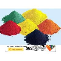 Quality Epoxy Resin Chemical Resistant Powder Coating , SGS Approval White Powder Coating for sale