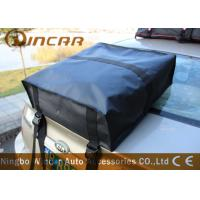 Quality Travel Roof Storage Bag Large Capacity Black Color 1000d Dacron Mesh Material for sale