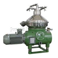 Quality Factory use virgin coconut oil centrifuge machine continuous operate disc oil separator for sale