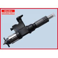 Quality Black ISUZU Genuine Parts Diesel Injector Nozzle For NPR75 8982843930 for sale