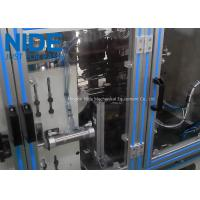 Buy High effeciency fully automatic four working stations stator coil lacing machine at wholesale prices