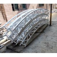 Buy Heavy Duty Aluminum Roof Truss System WIth PVC Material Roof Tent , Aluminum at wholesale prices