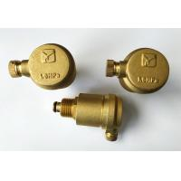 Quality Brass Air Vent Valve For Solar Collector Automatic Air Pressure Relief Valve Air Release Valve for sale