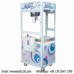 Quality Hot Sale In Singapore Claw Machine Supplier Toy Catcher Machine Crane Claw Machine for sale