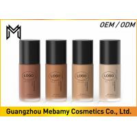 Quality Flawless Liquid Mineral Foundation , Concealer Mineral Makeup Liquid Foundation  for sale