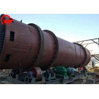 Quality Bone Meal / Spent Grain Drying Machine , Stable Performance Rotating Drum Dryer for sale