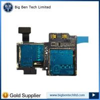 Quality High quality for Samsung Galaxy S4 Sim card tray slot holder flex cable for sale