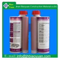 Buy cheap Construction anchoring building anchorage adhesive BiaoYuan Anchoring Glue from wholesalers