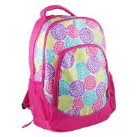 "Quality Colorful Kids School Backpacks Cute Girl Backpacks 13"" L X 8""W X 17"" H for sale"