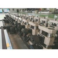 Buy cheap Full Automatic Aluminum Tube Production Line High Precision Tube Mill Line from wholesalers