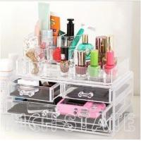 Quality Acrylic Cosmetic boxes for sale