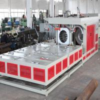 R Style Water Cooling PVC Pipe Belling Machine 380V 3phase 50HZ Power