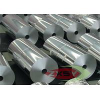Quality Fin Stock 8011 3102 7072 Aluminium Foil Roll Big Coils Temper H24 O H26 for sale