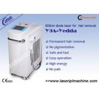 Quality 808nm Medical Diode Laser Hair Removal Machine for sale