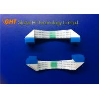 Waterproof FFC Flexible Ribbon Cable 0.5mm Pitch With 90 Degree 2 Side Folding