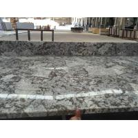Buy White Stone Slab Countertop Bianco Antico Granite Slab Prices Prefab Kitchen at wholesale prices