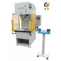Quality 5T - 100T Precise Hydraulic Punching Machine For Metal And Plastic Material for sale