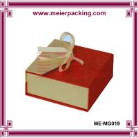 Quality Megnetic closure jewelry gift box/Custom earring/ring/necklace paper packaging box ME-MG019 for sale