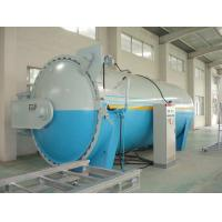 Quality Automatic Laminated Vulcanizing Autoclave Industrial Φ3m , High Efficiency for sale