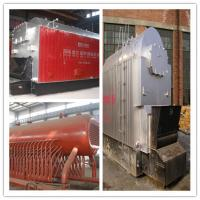 China DZL Single Drum Water-fire Tube Coal Fired Hot water Boiler on sale