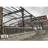 Quality New - Designed Light Steel Frame Building Waterproof Hot Dip Galvanized Surface for sale