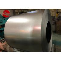 Quality GI GL Iron Sheet Metal Coil 30-275g/M2 Zinc Coating Zero Spangle for sale