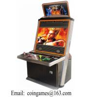 Quality Coin Operated Tekken Street Fighter Arcade Video Games Cabinet Machine for sale