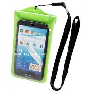 Swimming Waterproof Phone Wallet , Underwater Phone Case For Samsung Galaxy
