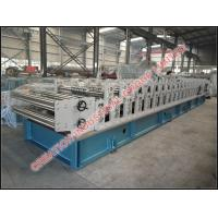 Quality Two in One Double Aluminium Long Span and Steptiles Roofing Sheet Rollformer Machine for sale