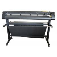 Buy cheap 48 Inch Vinyl Cutter Plotter / Automatic Vinyl Plotter Machine With Step Motor from wholesalers