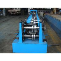 China C Z Purlin Interchangeable Steel Rolling Machine / Metal Roll Forming Machine on sale