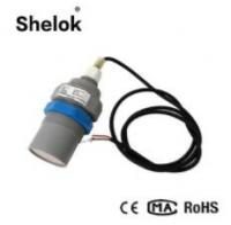 China Pool water oil tank ultrasonic liquid level sensor transmitter on sale
