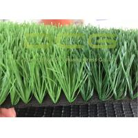 Quality 50mm Synthetic Soccer Grass / Football Field Artificial Grass for sale
