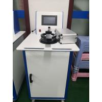Quality Textile Testing Equipment Air Permeability Tester For Testing Of Fabrics Determination for sale