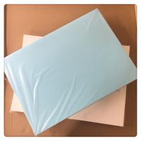 Quality Smooth Surface Water Slide Temporary Tattoo Paper Blue 500 * 700mm For Tatto Decal for sale
