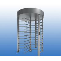 Rainproof Access Control Turnstile Gate , Semi Automatic Turnstyle Gates