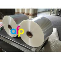 """Buy Flexible Packaging BOPP Heat Sealable Film , 3"""" Core BOPP Transparent Film at wholesale prices"""