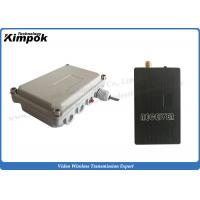 Buy 5.8GHz FPV Analog Video Transmitter and Receiver 5000mW Long Range Wireless Video Link at wholesale prices