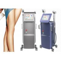 Quality 600w Permanent Hair Removal Equipment , Salon Laser Hair Removal System No Pain for sale