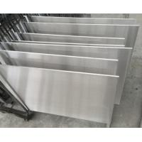 Quality Magnesium plate sheet for CNC engraving Magnesium Tooling Plate good flatness for sale