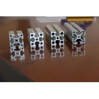 Quality 6061 Silver Industrial Aluminium Profile Of Assembly Line For Machinery for sale