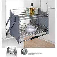 Quality Elevator Pull Down Basket Modern Kitchen Accessories With Soft - Stop for sale