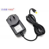 Quality AUS Plug Breast Pump Charger , RCM Approval 9V 1A AC To DC Plug Adapter for sale