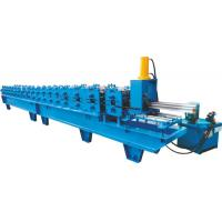 Buy Polyurethane Foam Filled Rolling Shutter Roll Forming Machine For Making Door & Window Slats at wholesale prices